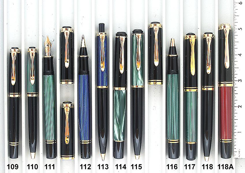 Vintage Pen Catalog 96 Section 11