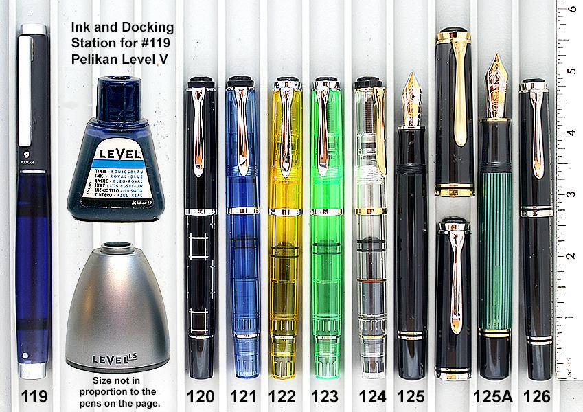 Vintage Pen Catalog 96 Section 12
