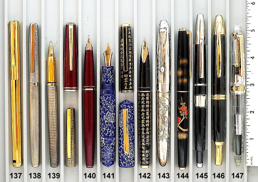 Vintage Pen Catalog 96 Section 14