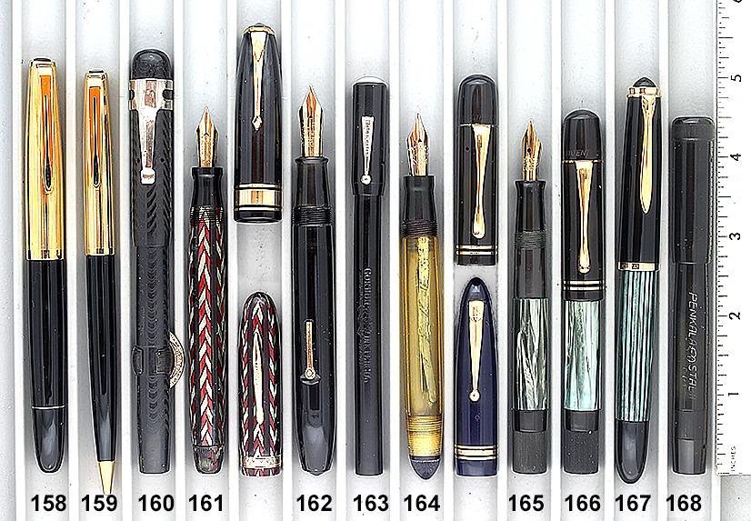 Vintage Pen Catalog 96 Section 16