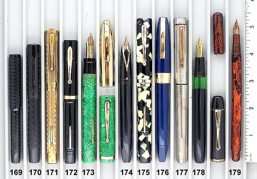 Vintage Pen Catalog 96 Section 17