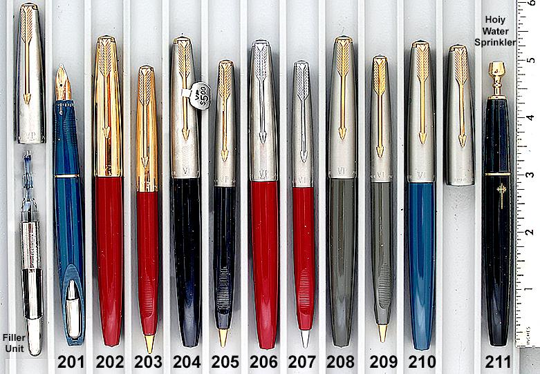 Vintage Pen Catalog 96 Section 20