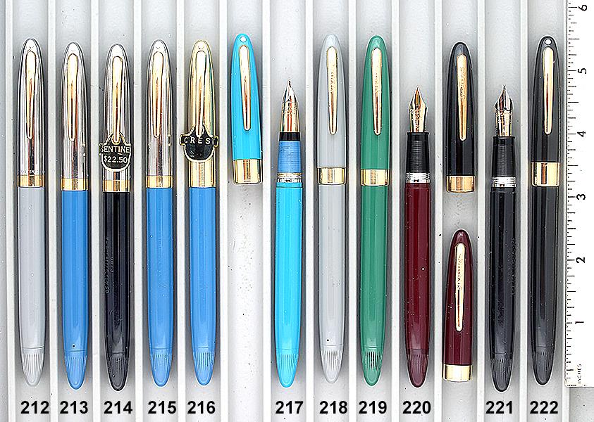 Vintage Pen Catalog 96 Section 21