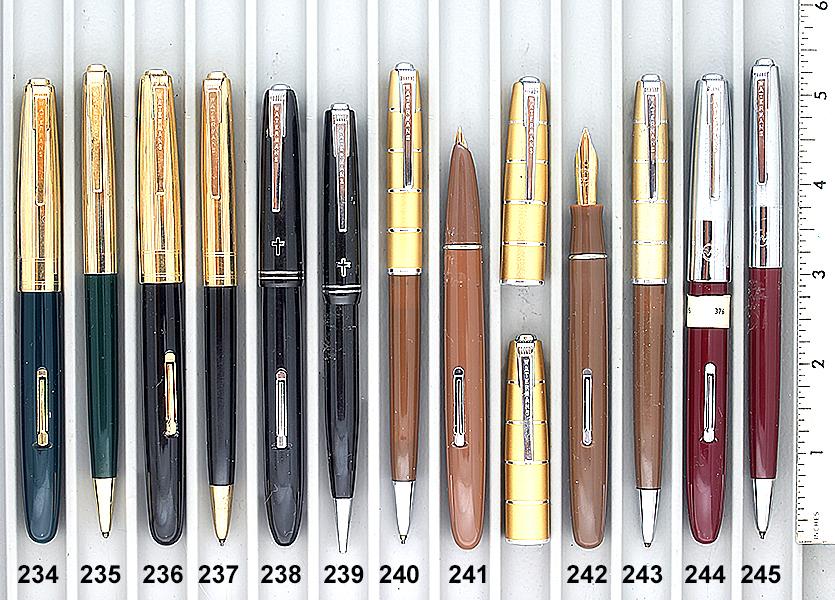 Vintage Pen Catalog 96 Section 23