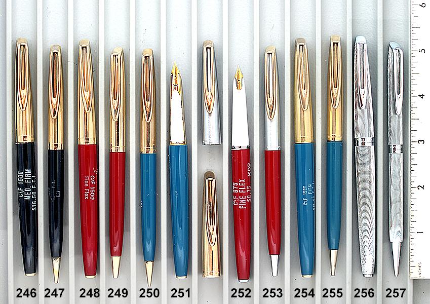 Vintage Pen Catalog 96 Section 24