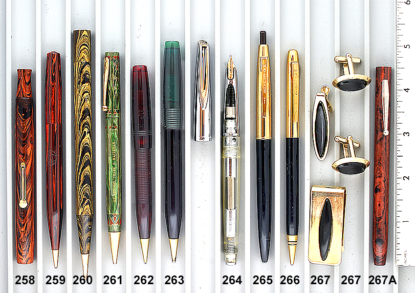 Vintage Pen Catalog 96 Section 25