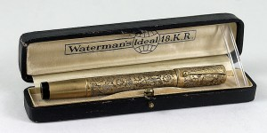 Waterman Continental Overlay in Box