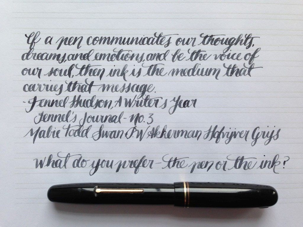 Handwritten Post - Pen Or Ink