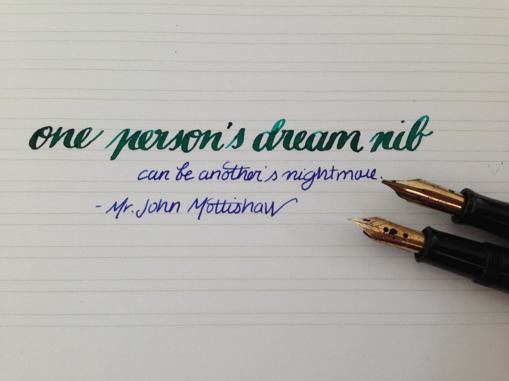 Handwritten Post - Dream Nibs