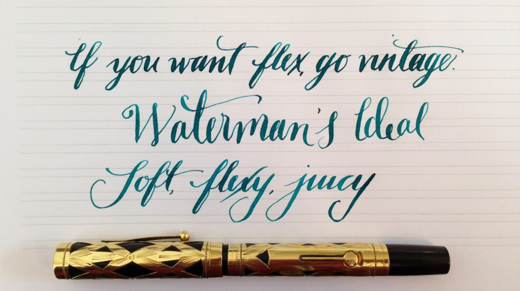 Handwritten Post - So You Want A Flex Pen