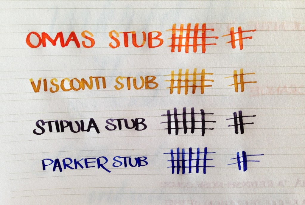 Handwritten Post - Some Stubs