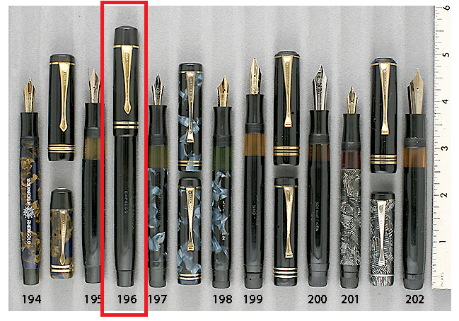 Extraordinary Pens - Soennecken Rheingold 915