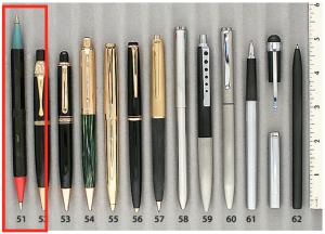 Montblanc Model 52 Pencil