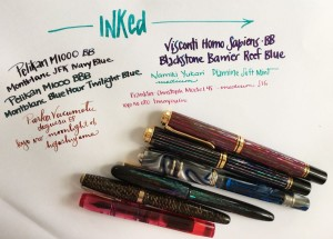 Currently Inked October 8 2016
