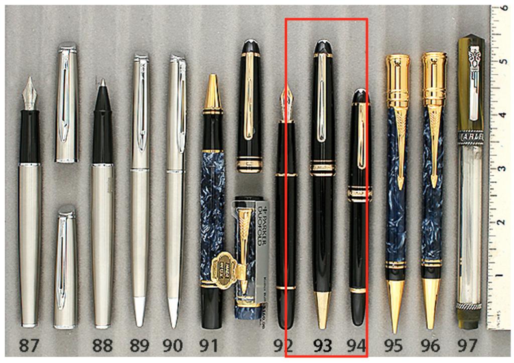 a9f1a3a20d4ea Montblanc 164 Meisterstück Ballpoint Pen