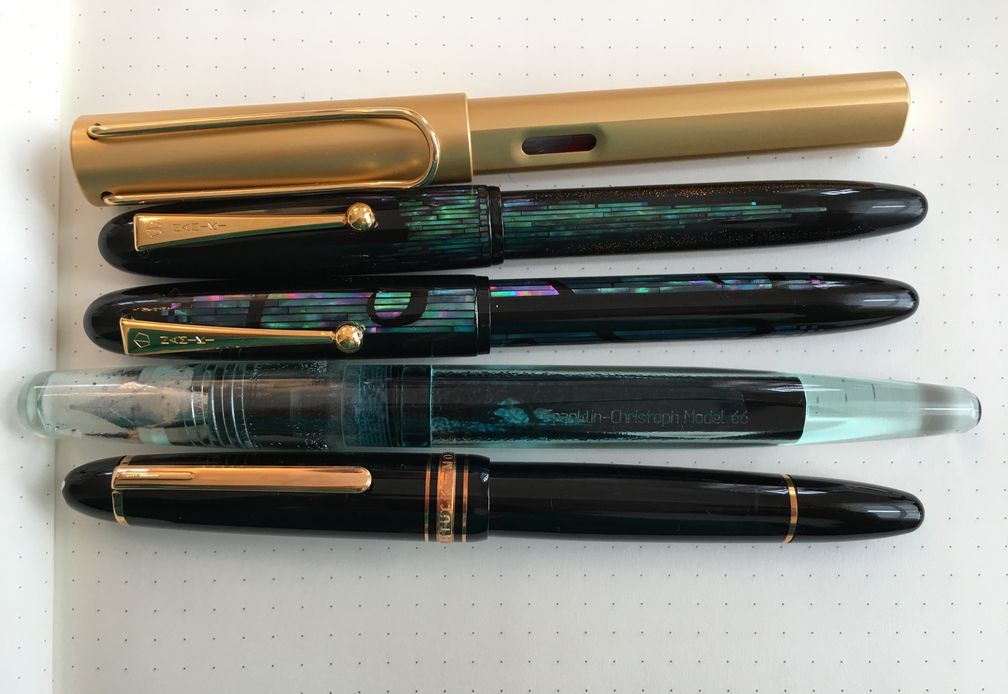 Currently Inked - December 10, 2016