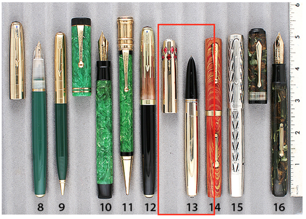 Extraordinary Pens - Parker 51 Princess Demi