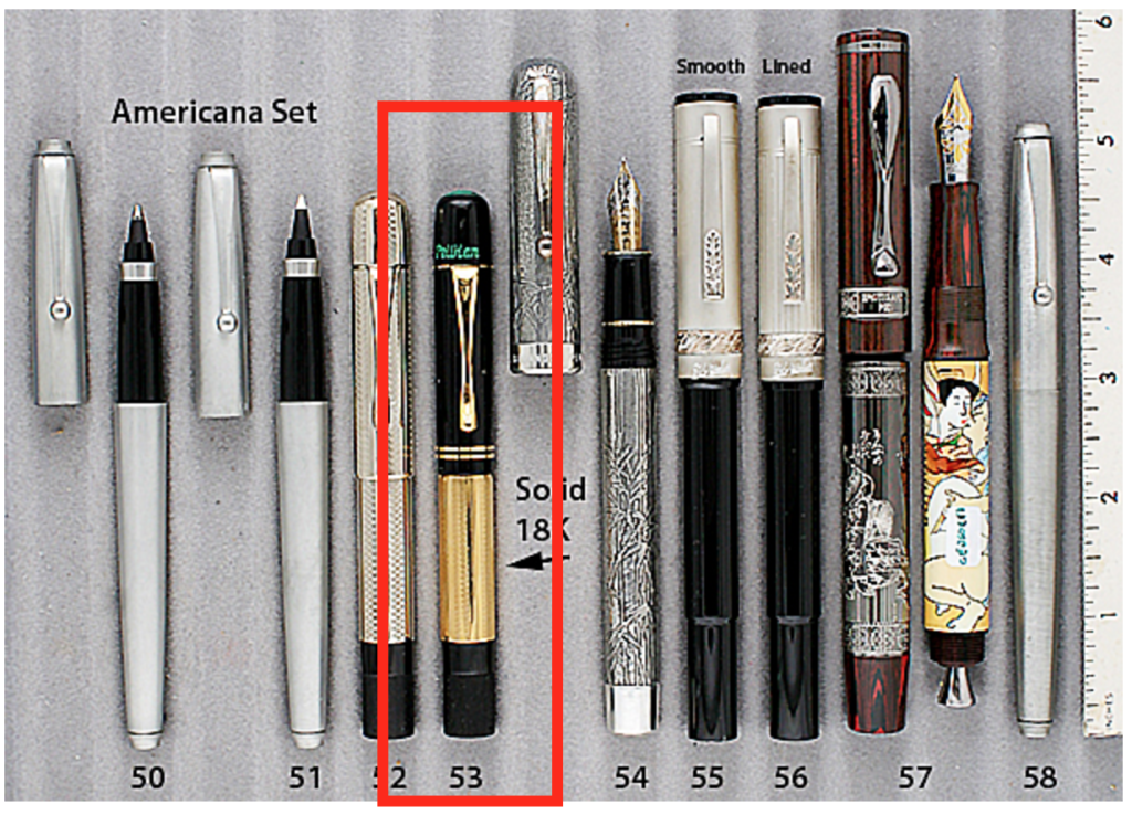 Pelikan M111 Originals of Their Times