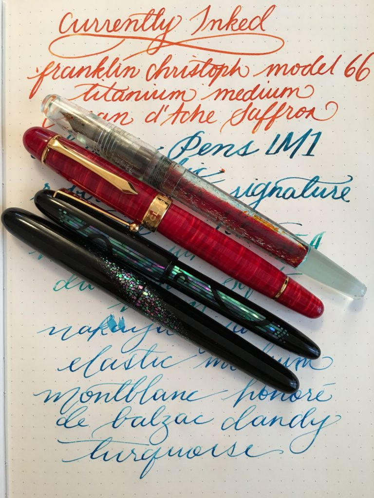 Currently Inked - July 8, 2017