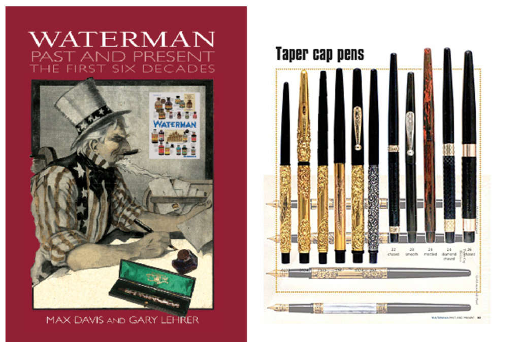 Waterman Past and Present Books