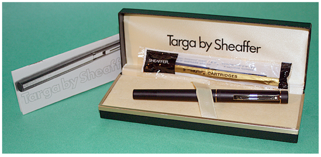 Vintage Pen Sheaffer Targa 1