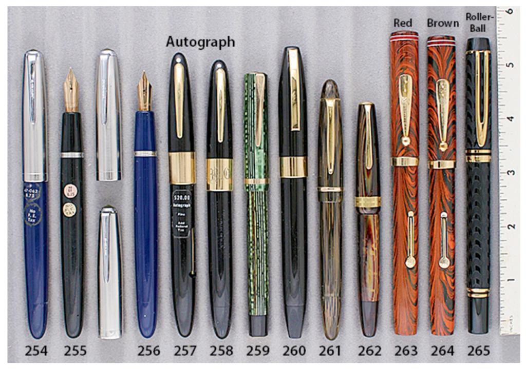 Vintage Pens - Parker Vacumatic Successor
