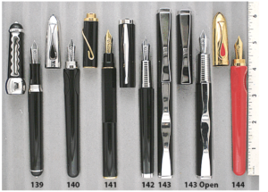 Cleto Munari Pen Collection