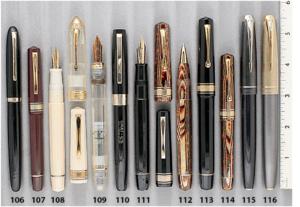 Parker 100 Fountain Pen 2