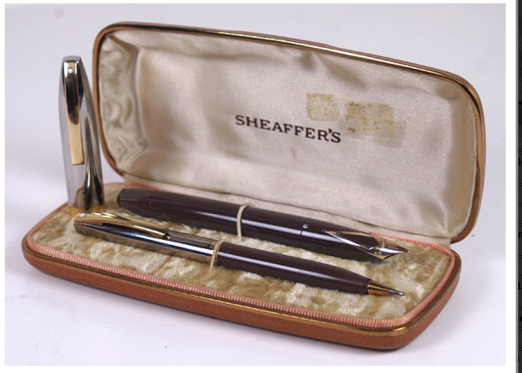 Catalog, Catalogs, Extraordinary Pens, Fountain Pens, Go Pens, GoPens, Vintage Fountain Pen, Vintage Fountain Pens, Vintage Pen, Vintage Pens, Sheaffer