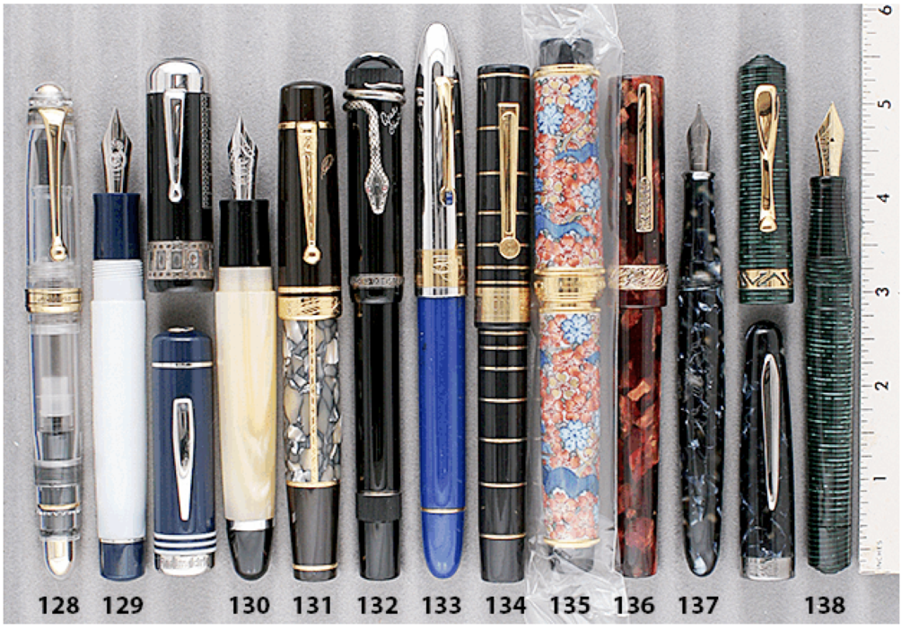 Catalog, Catalogs, Extraordinary Pens, Fountain Pens, Go Pens, GoPens, Vintage Fountain Pen, Vintage Fountain Pens, Vintage Pen, Vintage Pens, Sailor