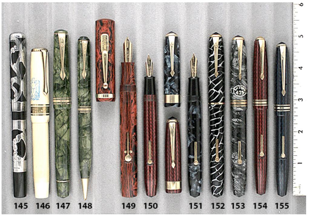 Catalog, Catalogs, Extraordinary Pens, Fountain Pens, Go Pens, GoPens, Vintage Fountain Pen, Vintage Fountain Pens, Vintage Pen, Vintage Pens,