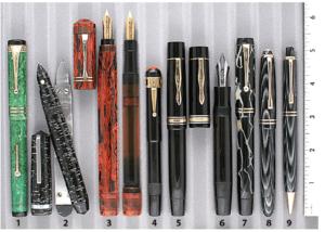 Catalog, Catalogs, Extraordinary Pens, Fountain Pens, Go Pens, GoPens, Vintage Fountain Pen, Vintage Fountain Pens, Vintage Pen, Vintage Pens, Aurora