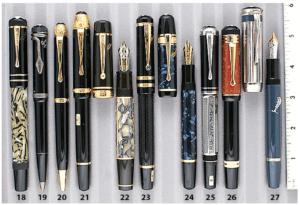 Catalog 85 GoPens Vintage Pen 1
