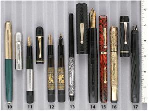 Catalog 85 GoPens Vintage Pen