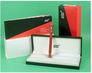Montblanc Heritage Rouge et Noir Special Edition Fountain Pen