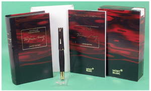 Montblanc Virginia Woolf Limited Edition Fountain Pen