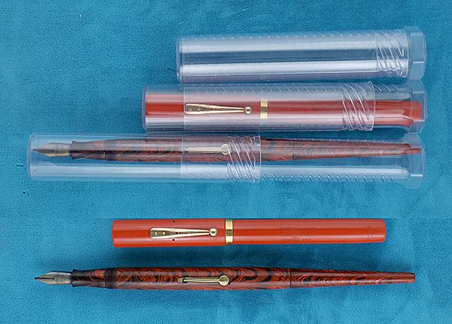 Vintage Pens Shipping Tubes